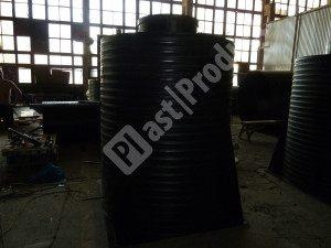 Пластиковый канализационный колодец