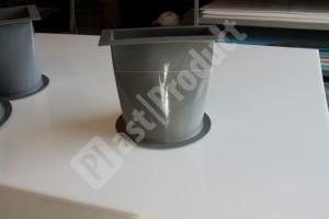 Вентиляционный воздуховод из PPs