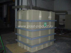 Емкости и оборудование из листового полипропилена