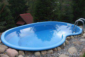 изготовление бассейнов из пластика