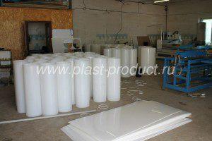 круглый воздуховод из пластика