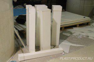 пластиковый воздуховод прямоугольный