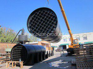 Резервуары пластиковые под топливо  и ГСМ
