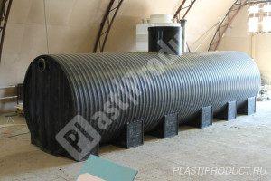 Емкость для септика загородного дома и дачи, накопительная емкость для канализации