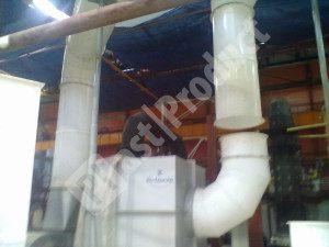 пластиковая вентиляция производственных помещений