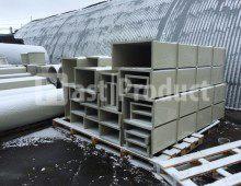 Воздуховоды для вентиляции прямоугольные фото