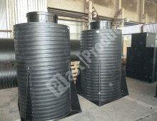 Кессоны пластиковые для скважин на воду