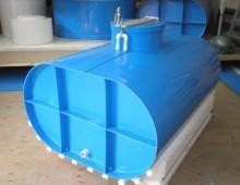 Емкость из пластика на 1000 литрово