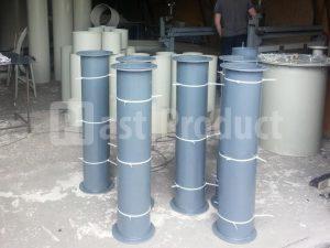 Воздуховод PVC фото