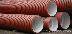 Пластиковые трубы ПНД из полипропилена