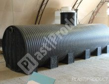 Канализационная емкость для септика загородного дома и дачи, накопительная емкость для канализации