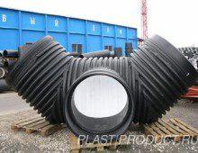 Труба полипропиленовая большого диаметра