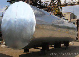 производство емкостей из металла